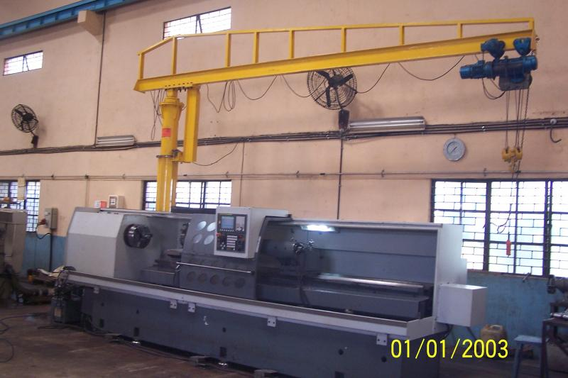 CNC Lathe Dia 225mm & 3 Meter Long Capacity