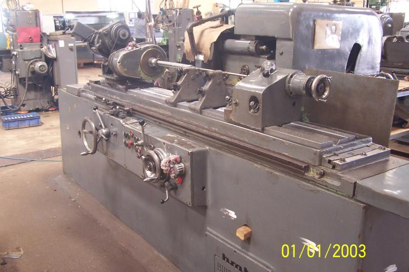 Cylinderical Grinding Machine